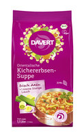 Kichererbsen Suppe orientali